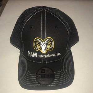 New Era Ram International, Inc. Cap